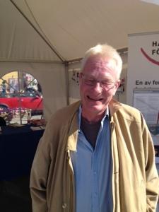 Jimmie Almedalen 2013